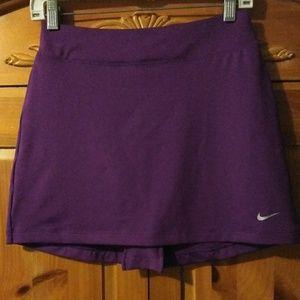 Nike Golf Sport Dri-Fit Skirt/Shorts XS
